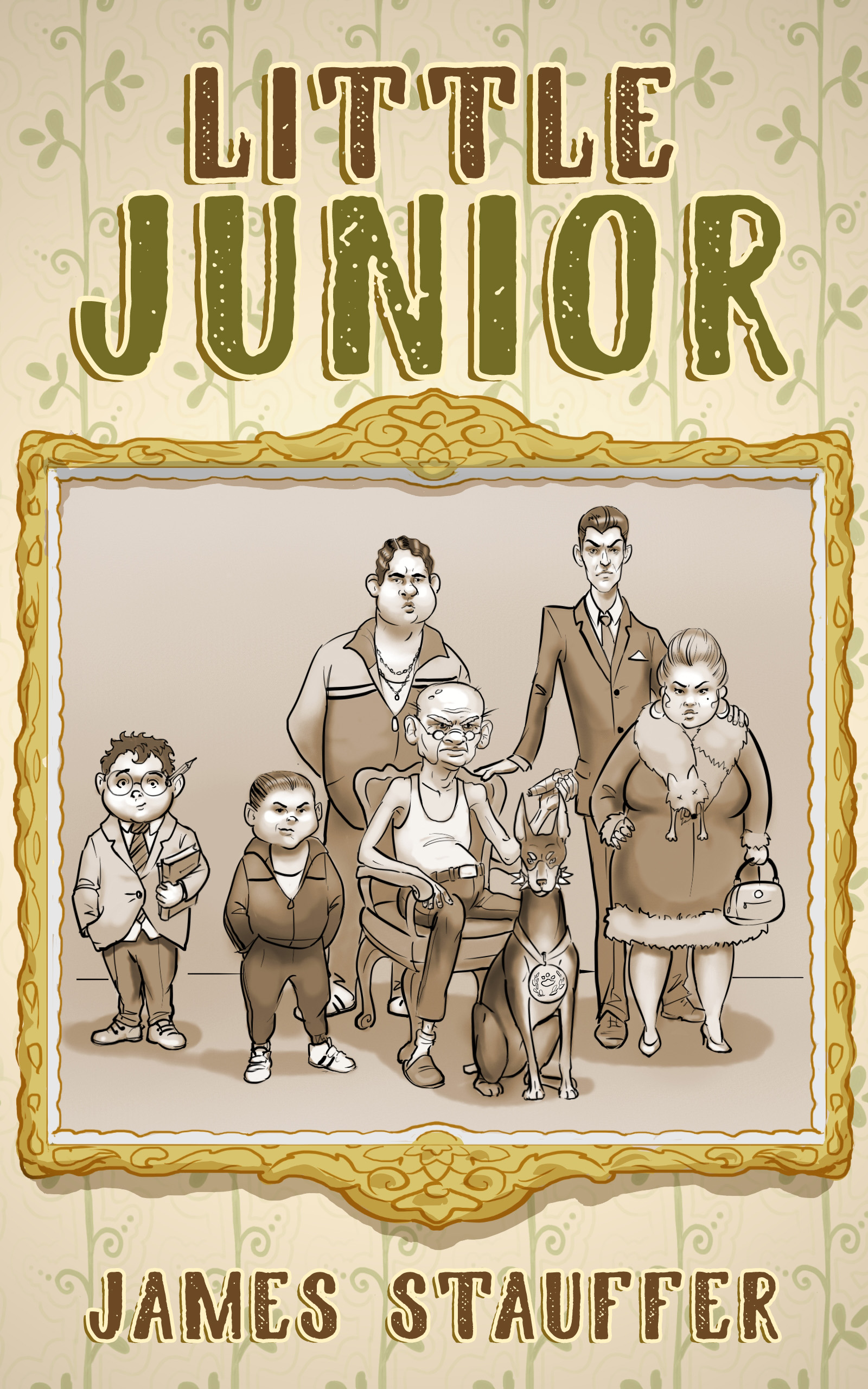 Little Junior, an Ebook by James Stauffer