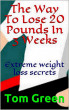 The Way To Lose 20 Pounds In 3 Weeks