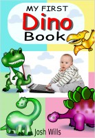 My First Dino Book cover