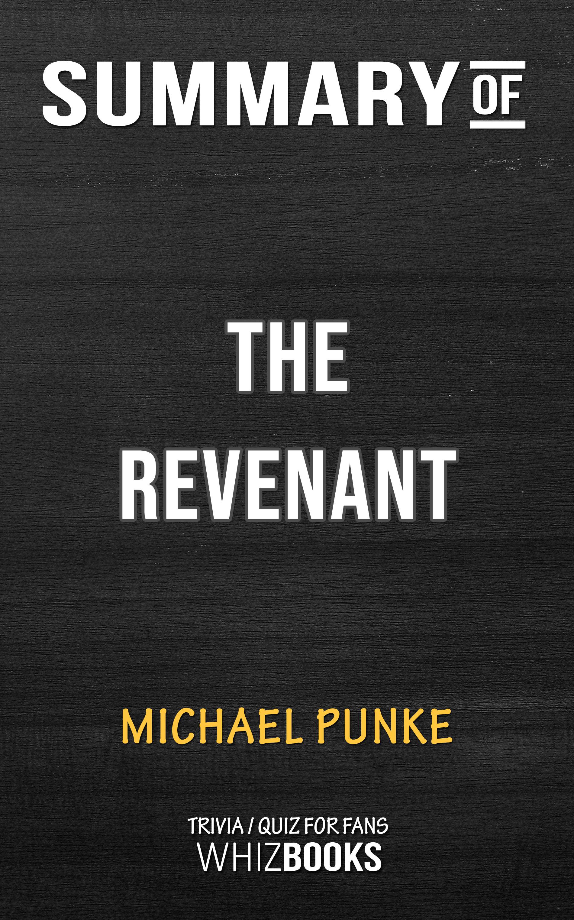 The Revenant Book