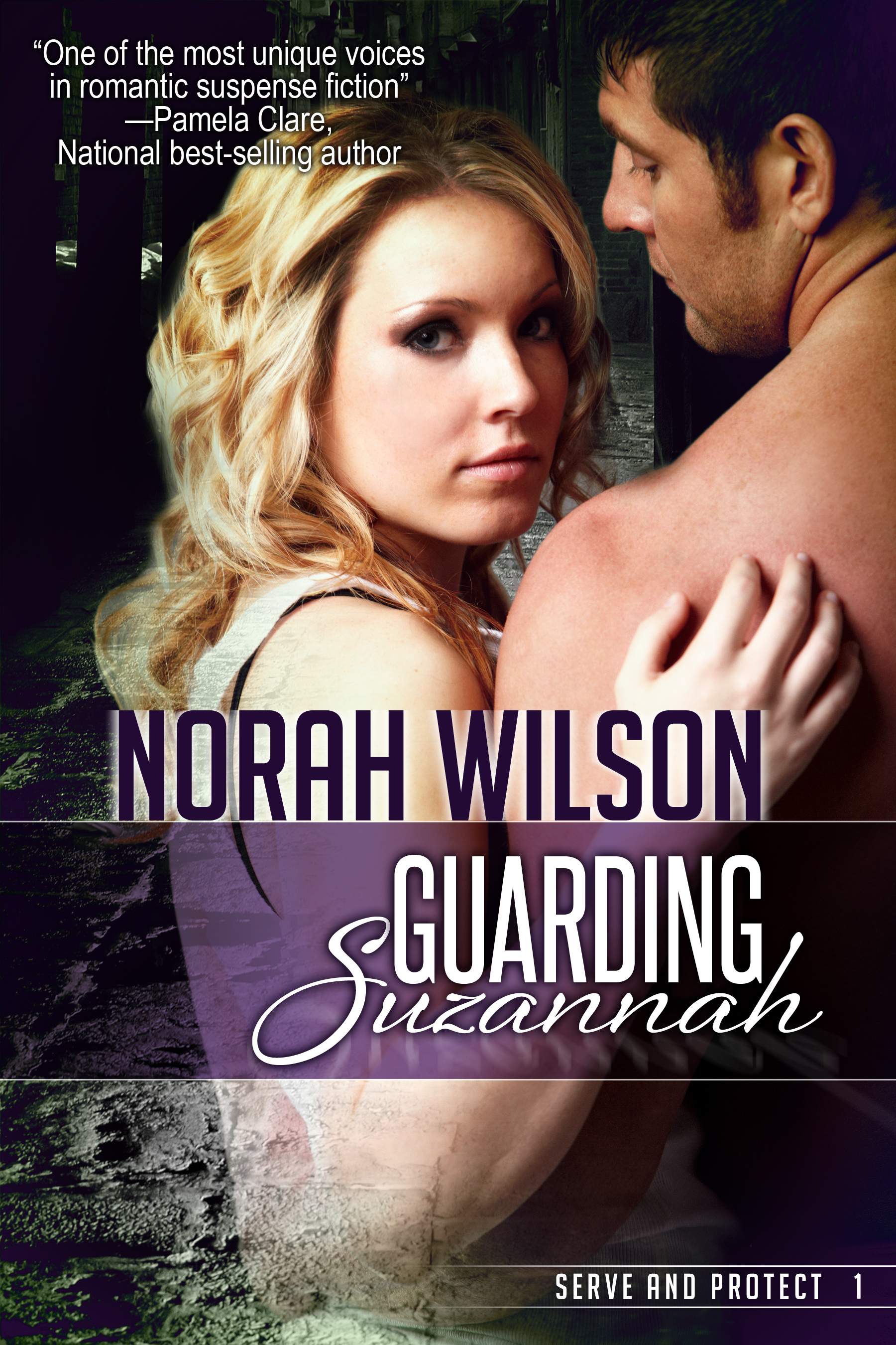 Guarding Suzannah (sst)