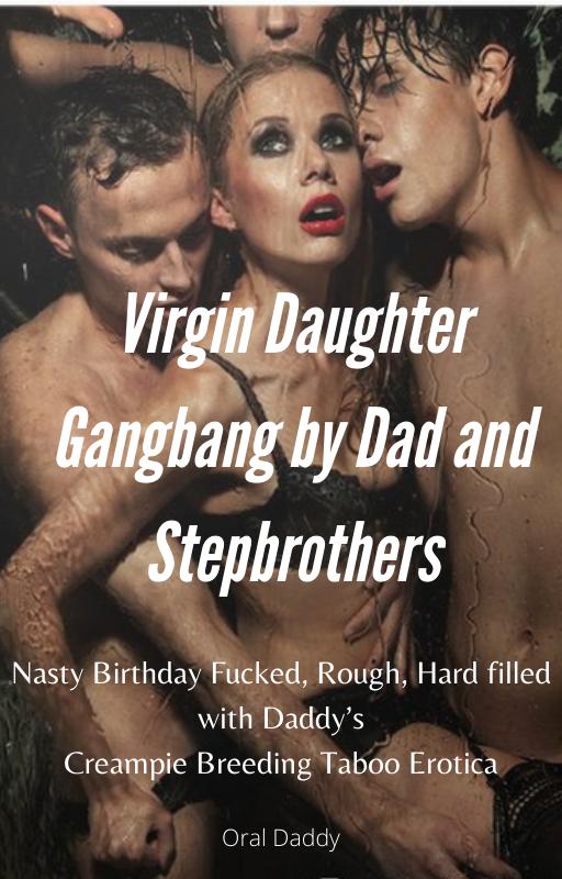 Dad Fucks Brunette Daughter