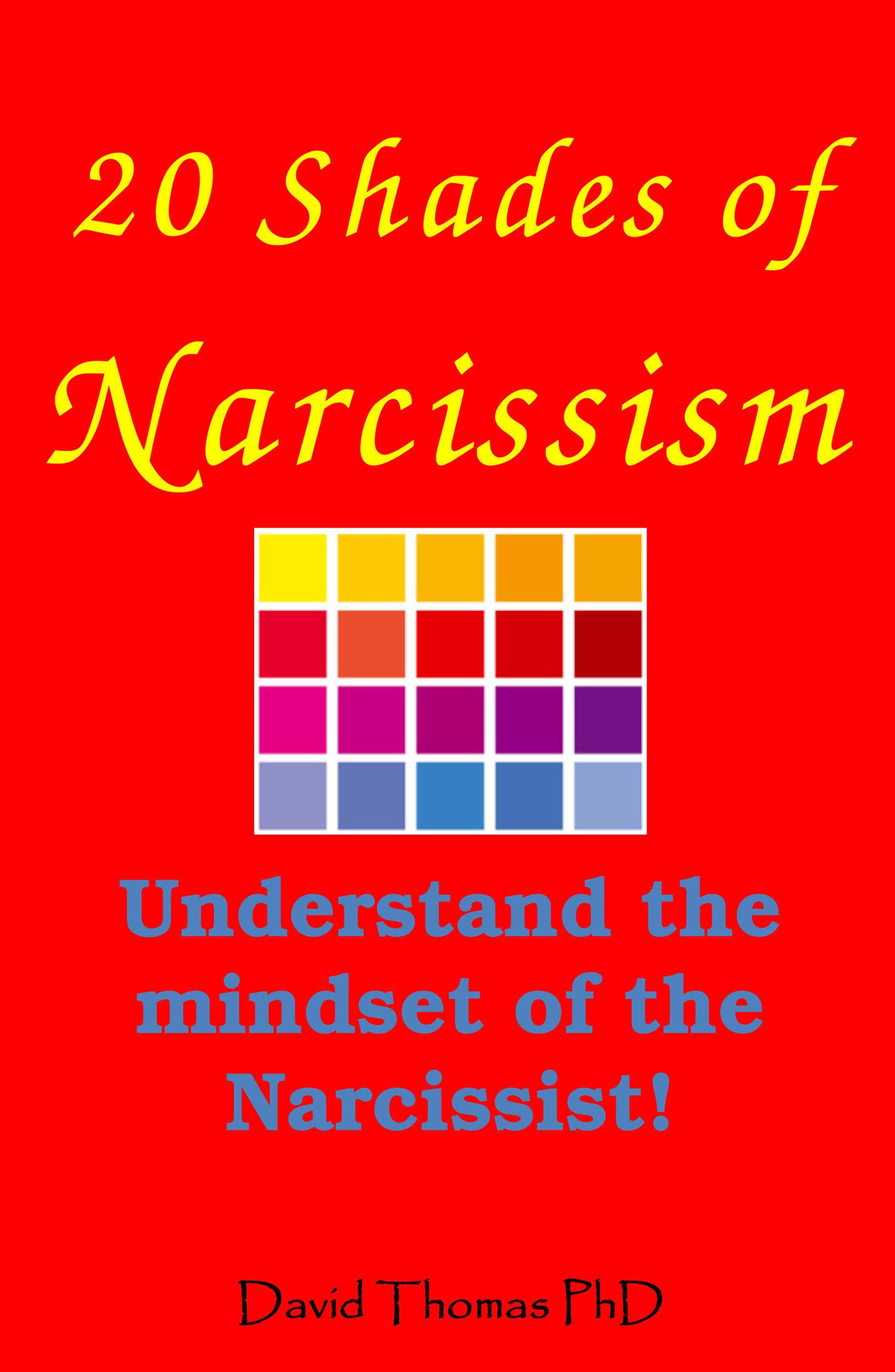 summary of the narcissism and moral