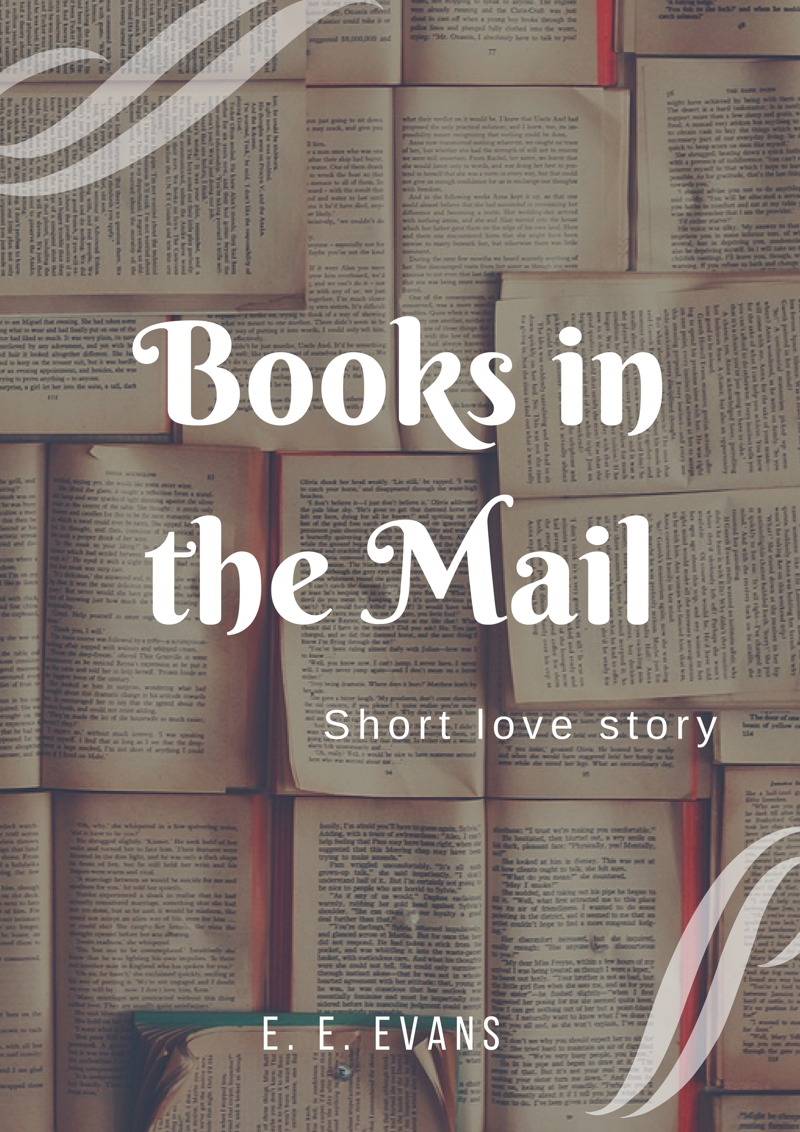 Books In The Mail By Ee Evans