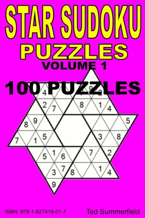 Smashwords – Sudoku Puzzles–a Series by Ted Summerfield