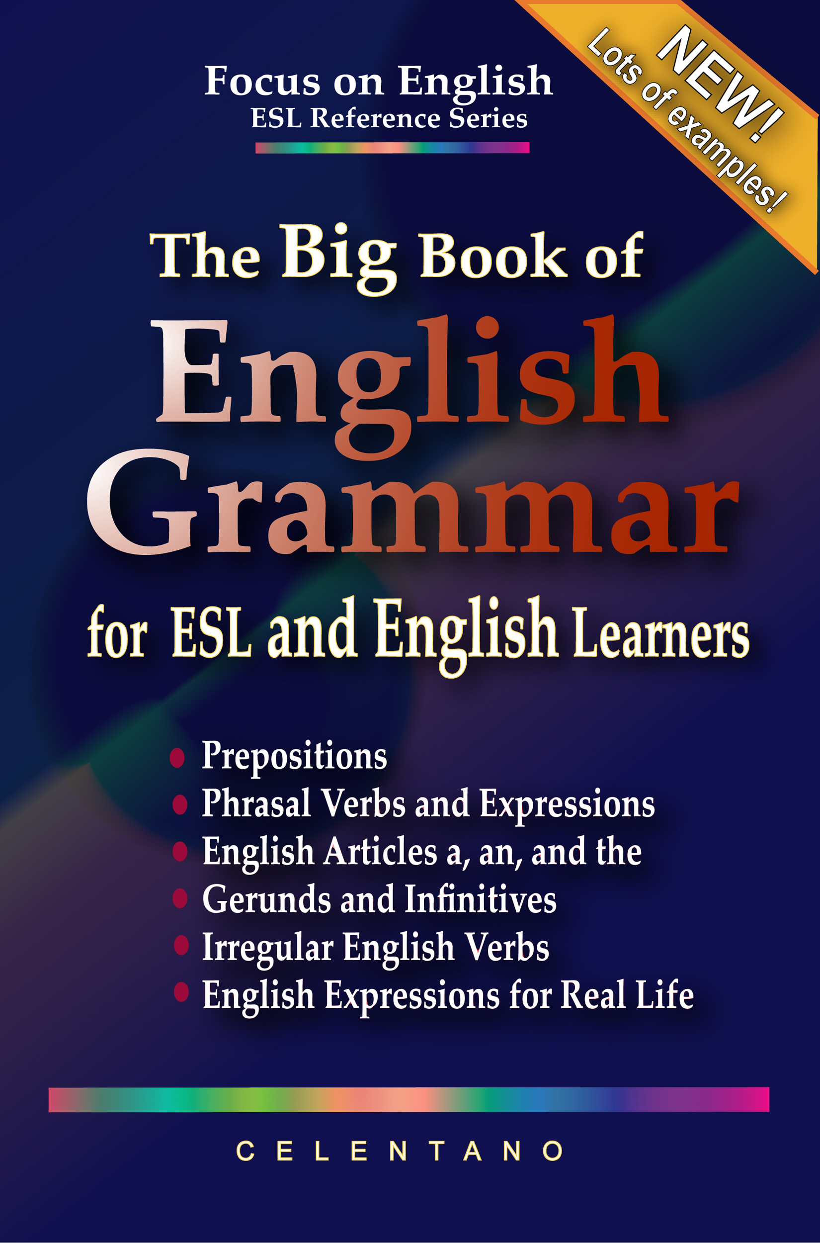 Smashwords The Big Book Of English Grammar For Esl And English