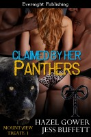 Hazel Gower - Claimed by Her Panthers