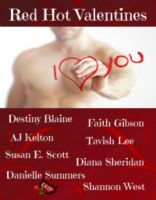 Shannon West - Red Hot Valentines, An Erotic Collection