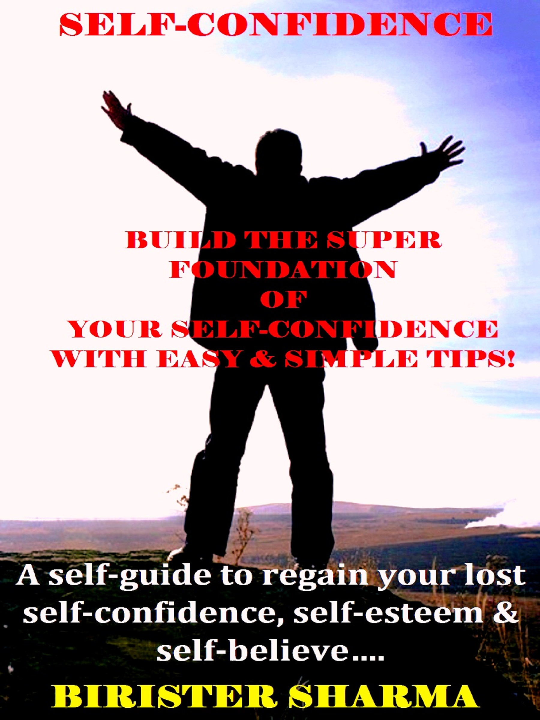 Smashwords self confidence build the super foundation of your readers sciox Gallery