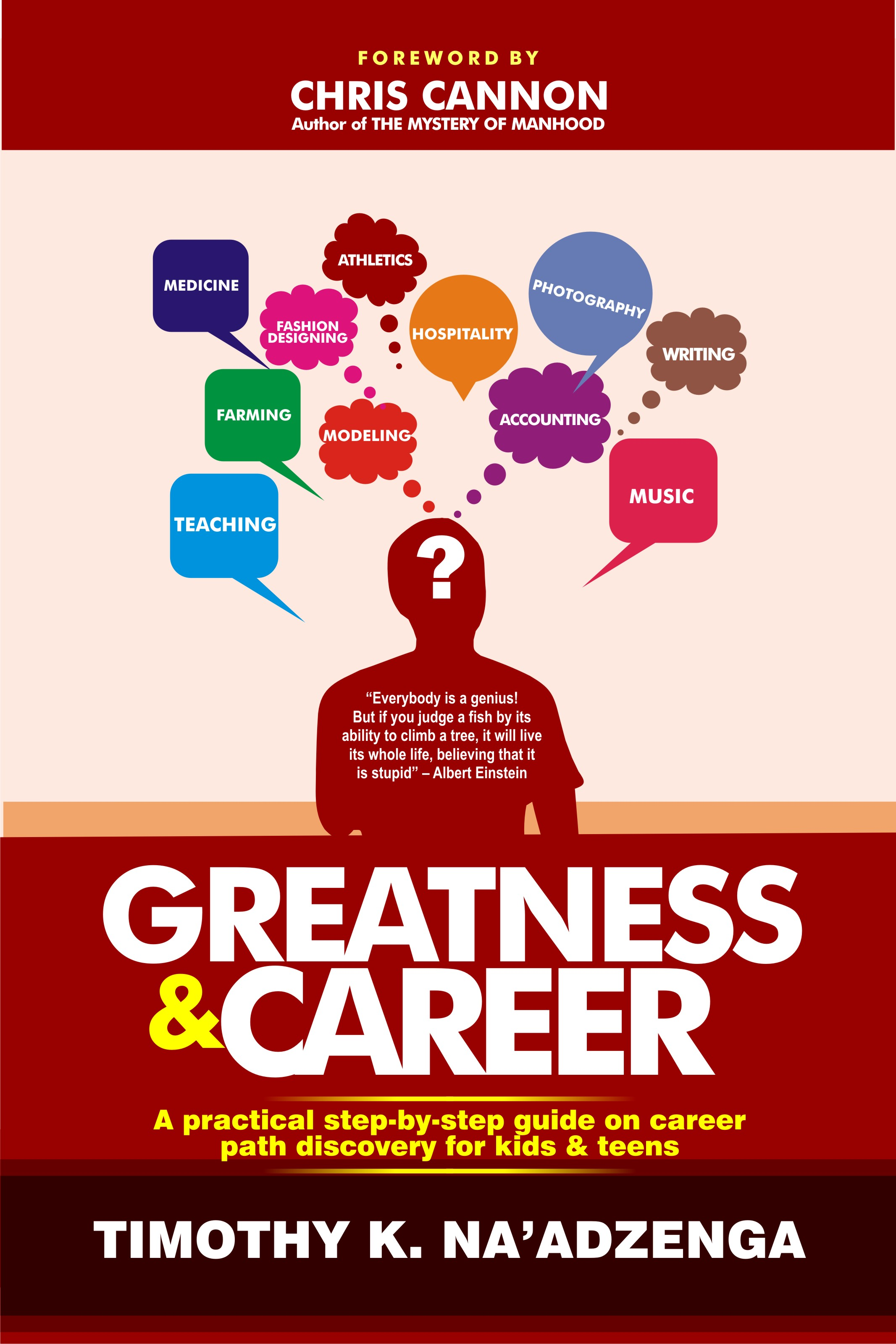 Smashwords Greatness Career A Book By Timothy K Na Adzenga