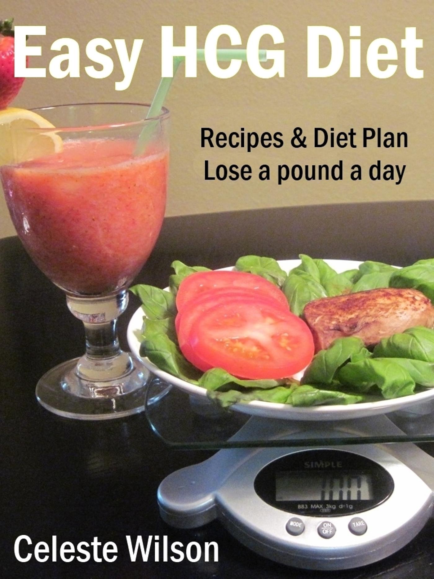 Hcg diet plan drinks