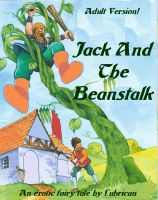 Adult beanstalk cartoon jack