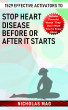 1529 Effective Activators to Stop Heart Disease Before or after It Starts by Nicholas Mag