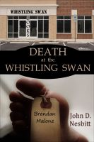 Cover for 'Death at the Whistling Swan'