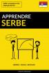 Apprendre le serbe - Rapide / Facile / Efficace: 2000 vocabulaires clés by Pinhok Languages
