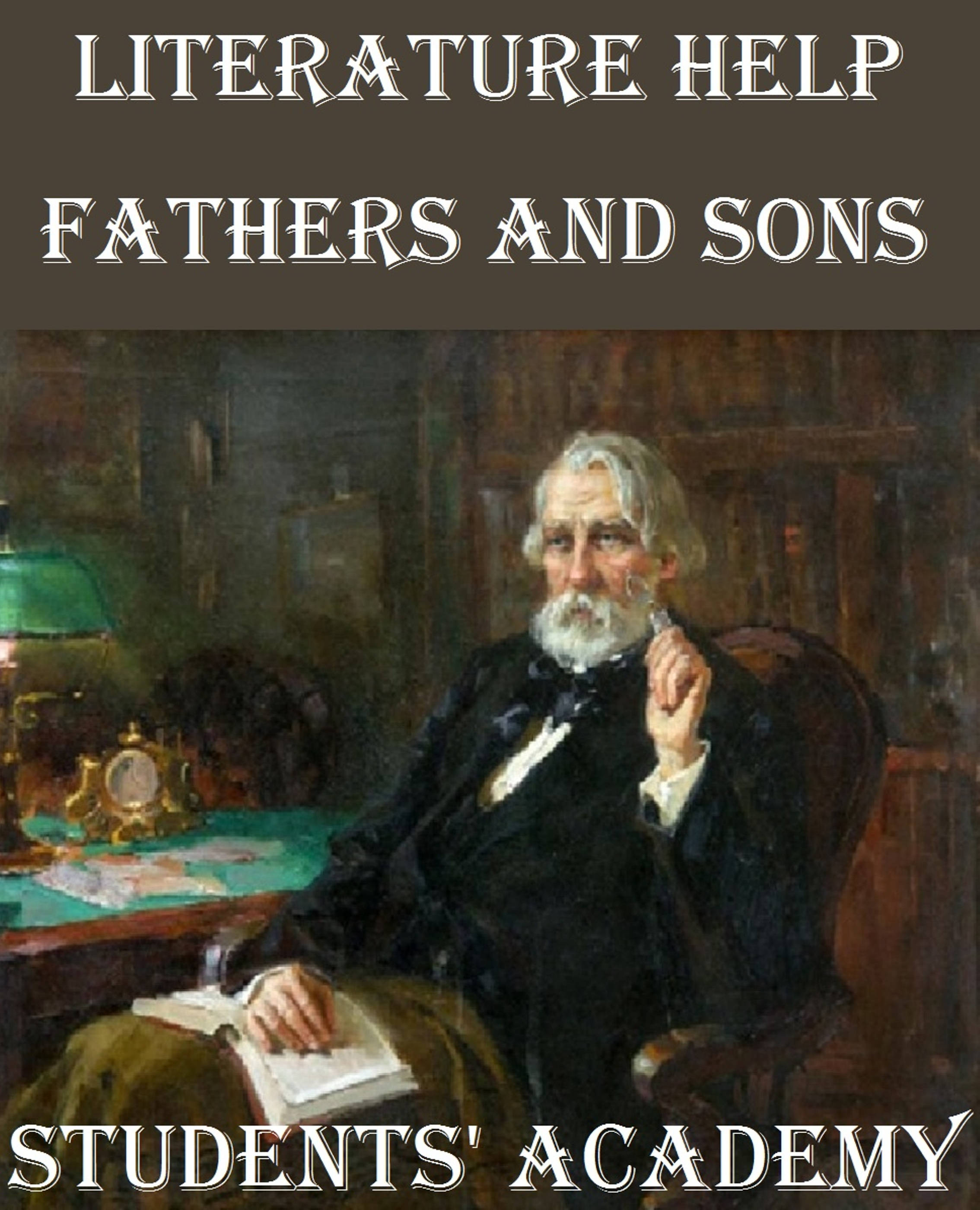 an analysis of the novel fathers and sons Fathers and sons published in 1862 and written by ivan turgenev , a russian writer, playwright, novelist and also write short stories title of the novel declare about the two different generations.