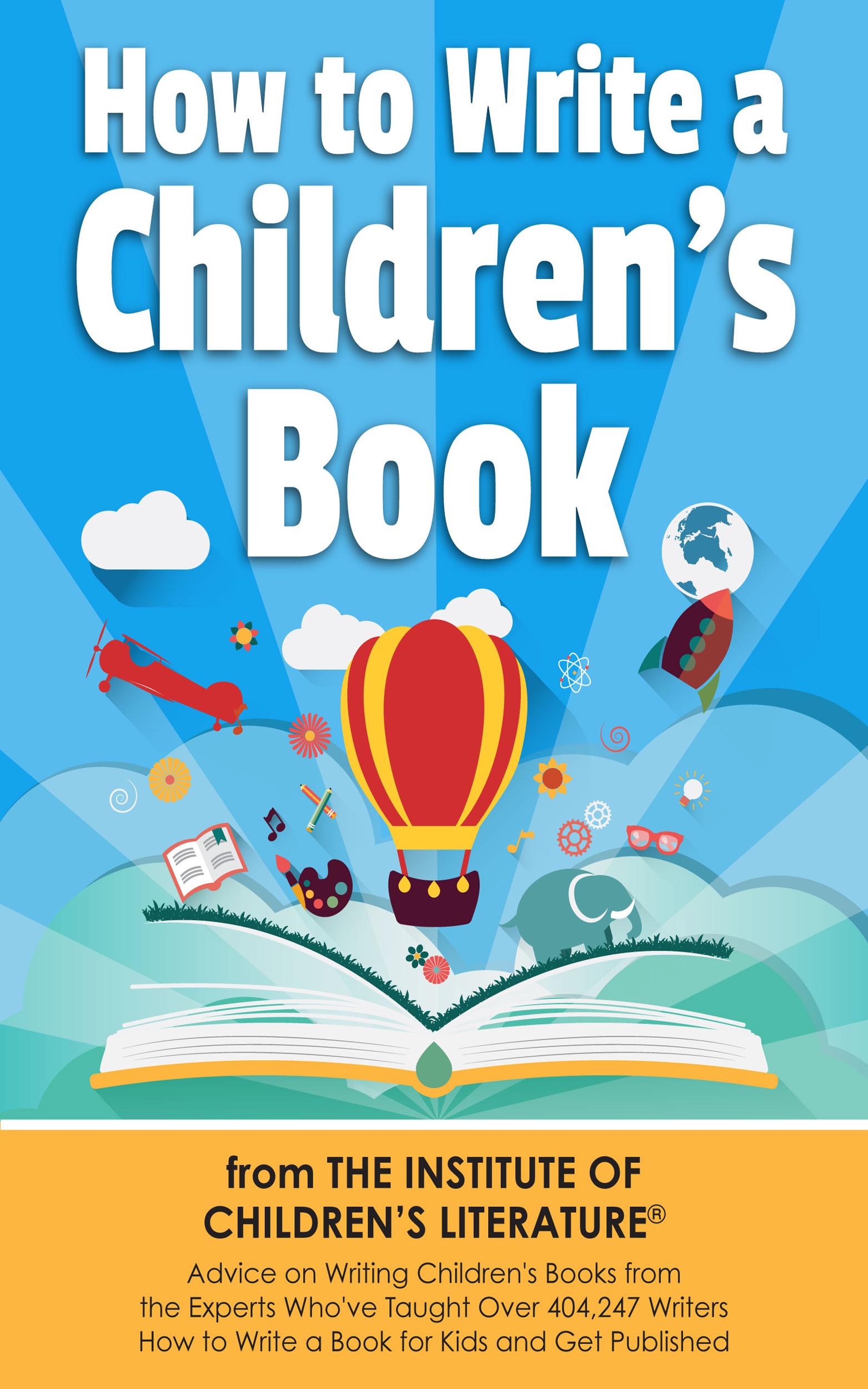 writing childrens books