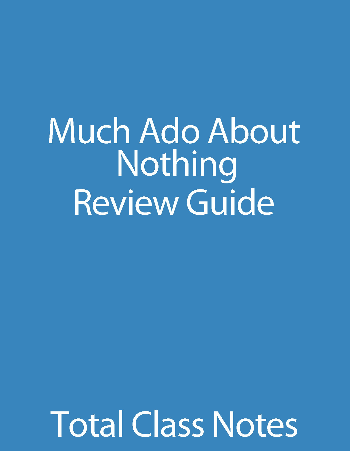 a summary of the play much ado about nothing Much ado about nothing may be known for its comedy, but not every deception that shakespeare wrote into this play ends happily a 60second recap® summary/overview of much.