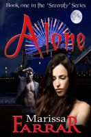 Cover for 'Alone (Book 1 in the Serenity Series)'