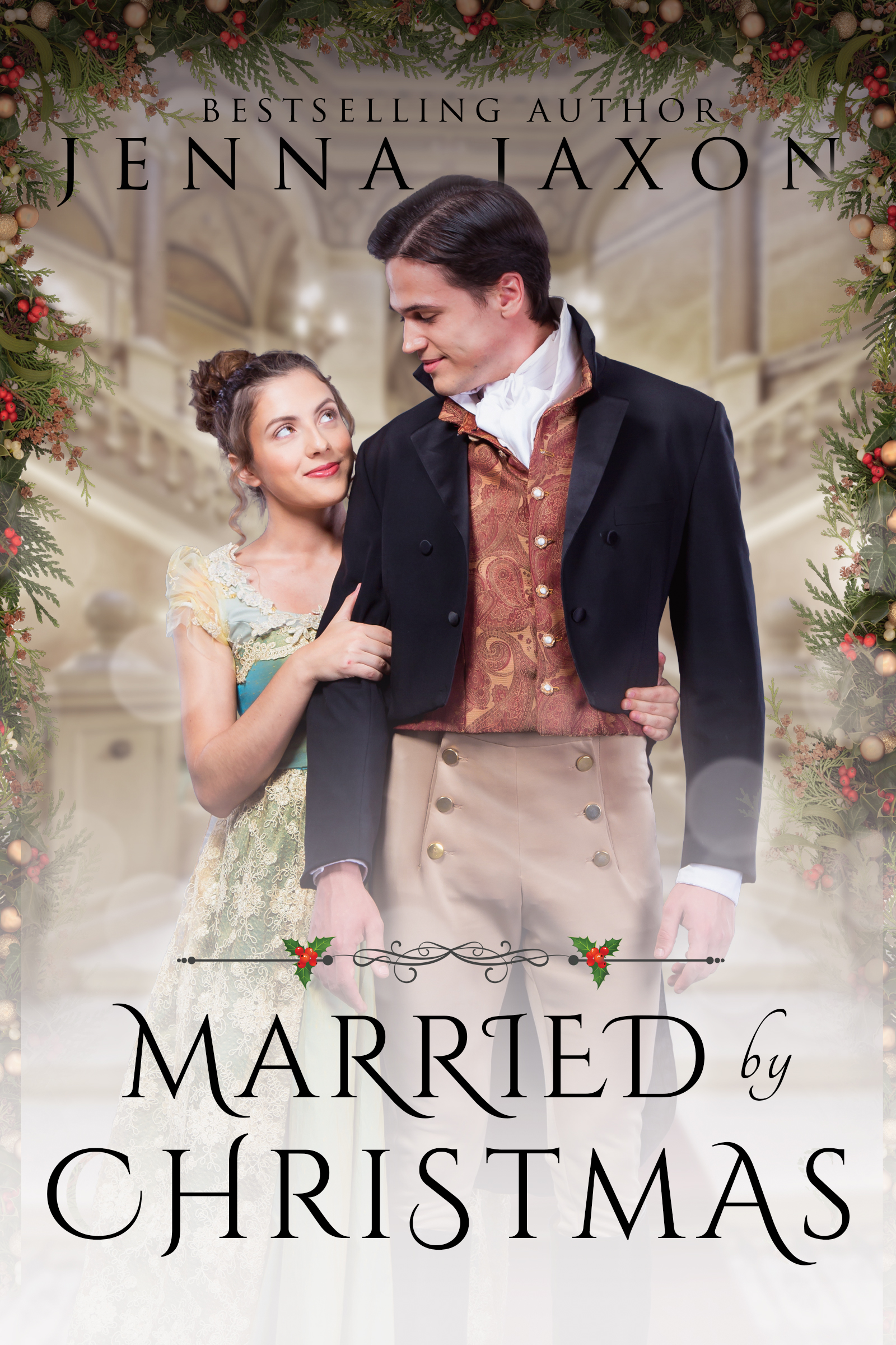 Married By Christmas.Married By Christmas An Ebook By Jenna Jaxon