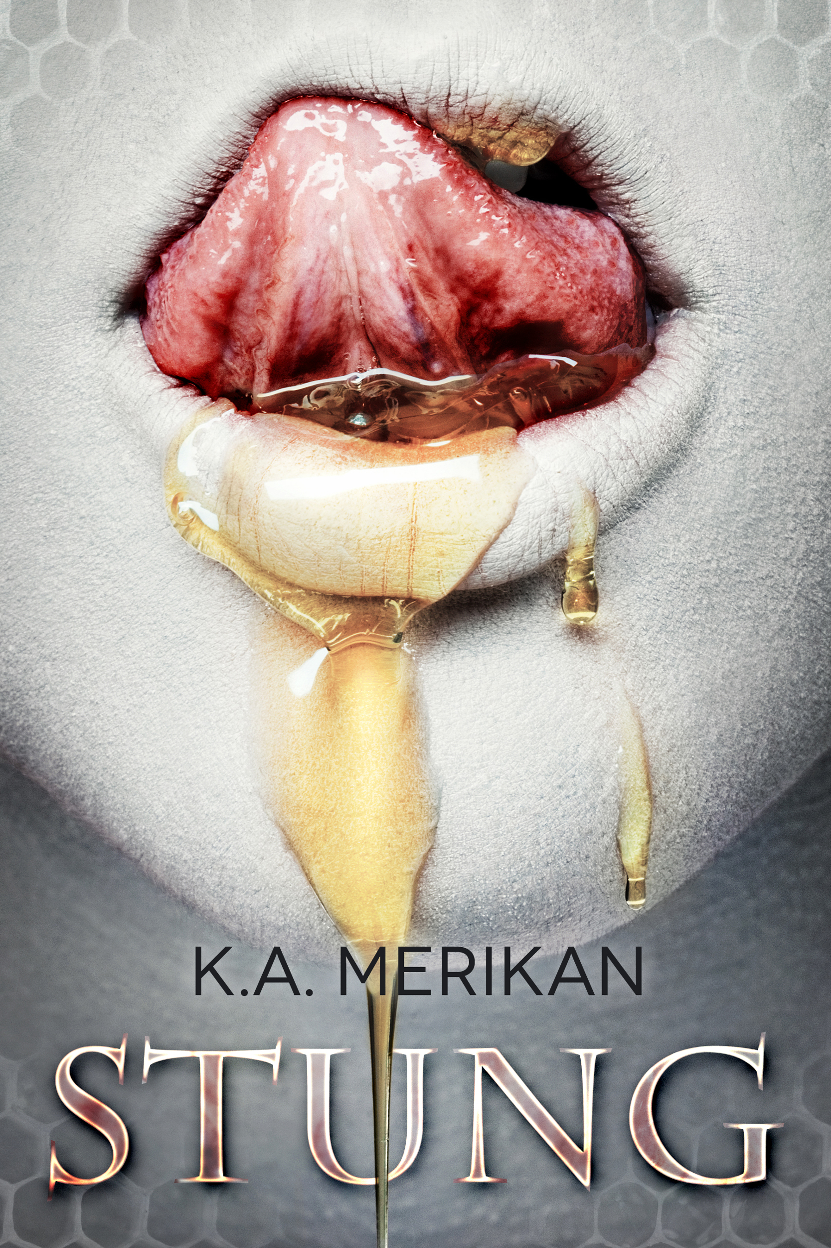 Pre-release Review: Stung by K.A. Merikan