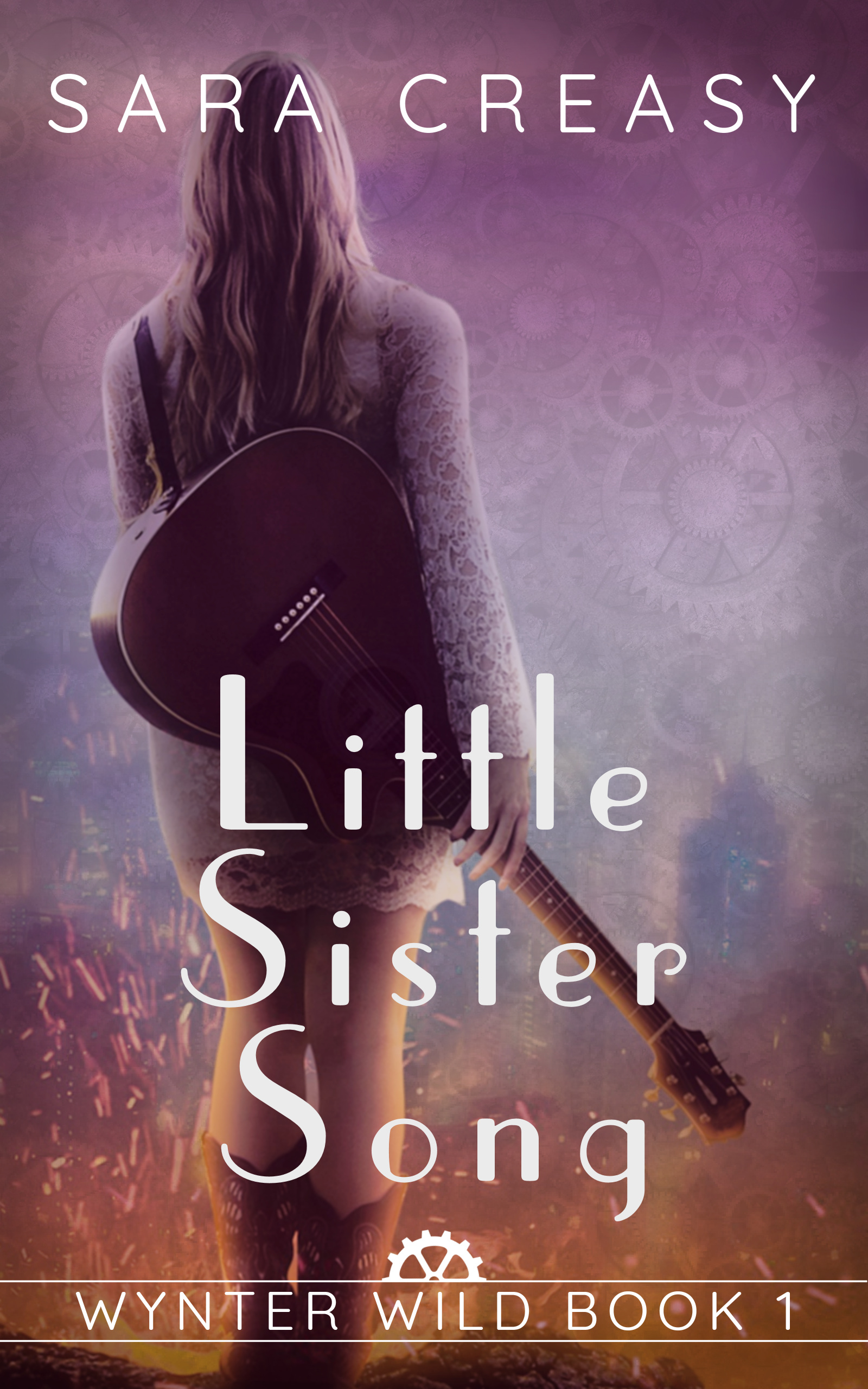 Little Sister Song (Wynter Wild Book 1)