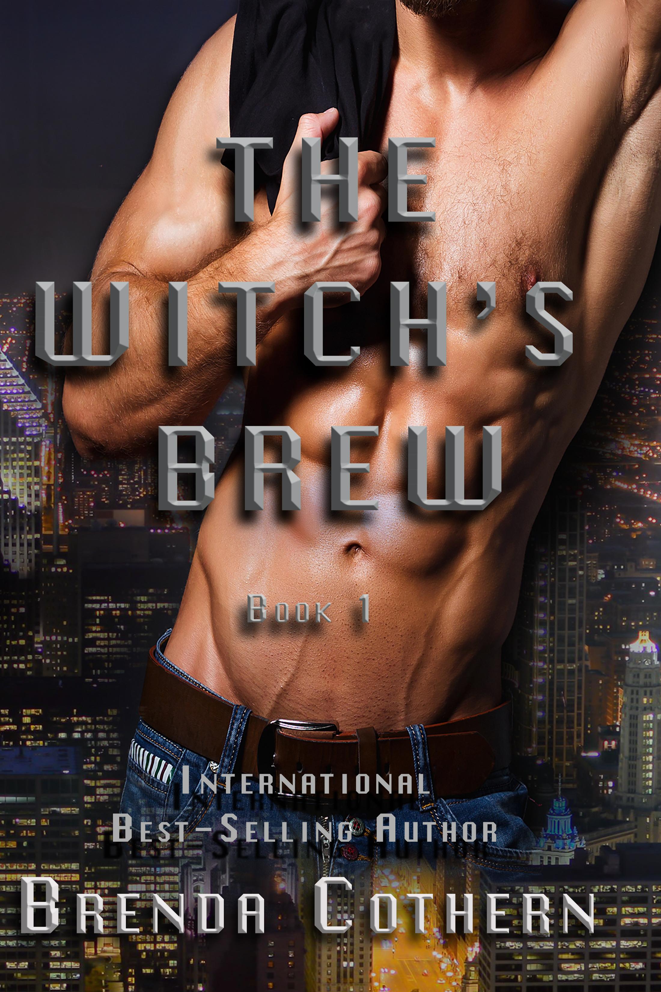 Witchs Brew (Lesbian Fantasy Erotica)