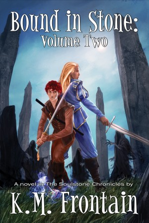 Smashwords – The Soulstone Chronicles–a Series by K M  Frontain