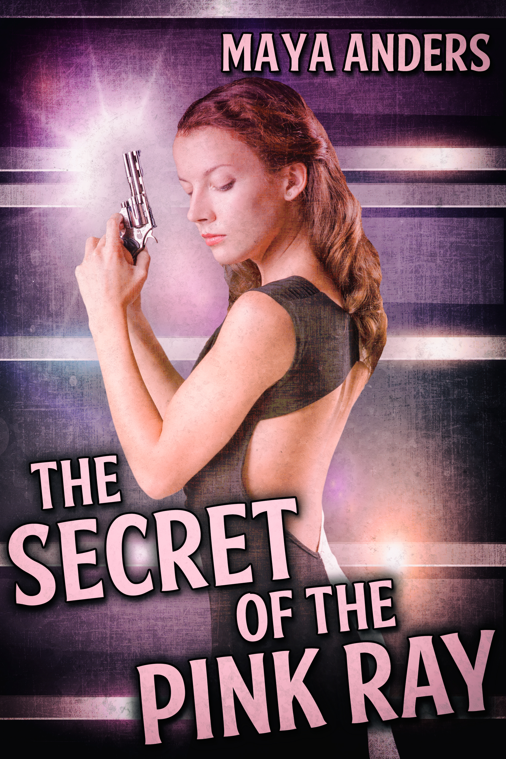 The Secret of the Pink Ray