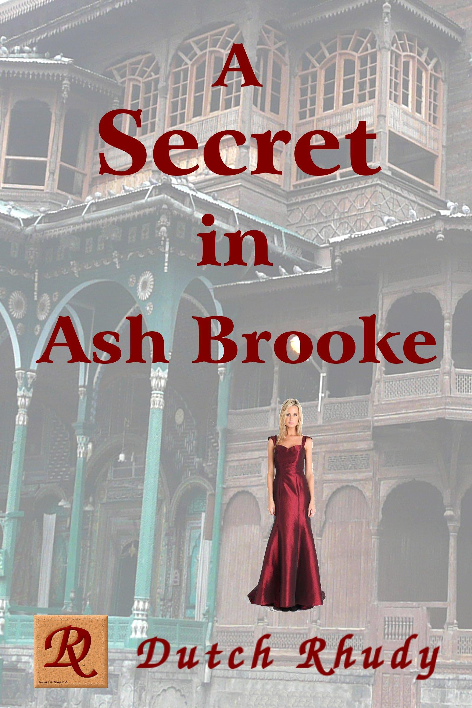 A Secret in Ash Brooke Cover Image