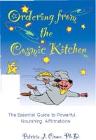 Cover for 'Ordering from the Cosmic Kitchen'