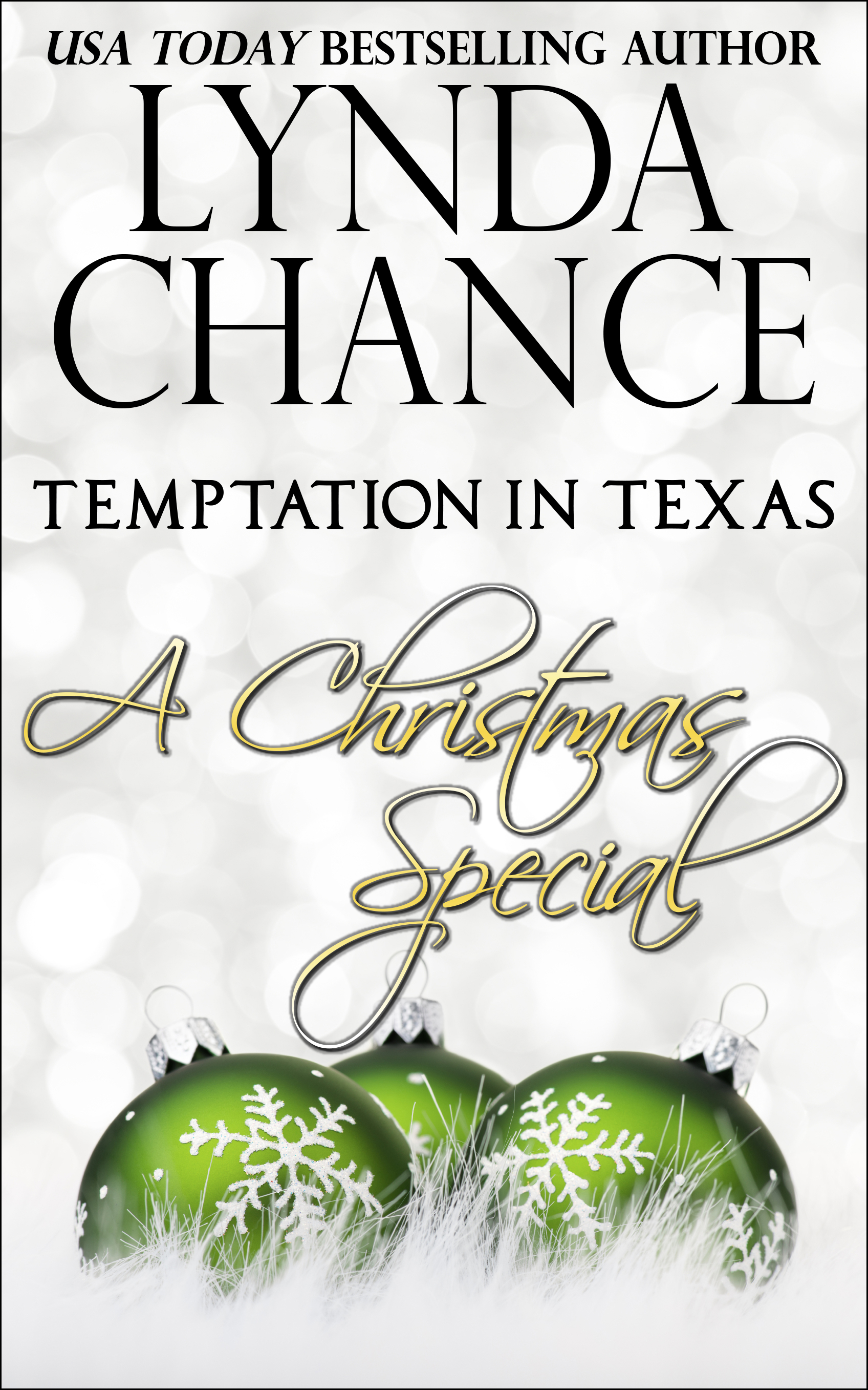 Temptation In Texas: A Christmas Special By Lynda Chance