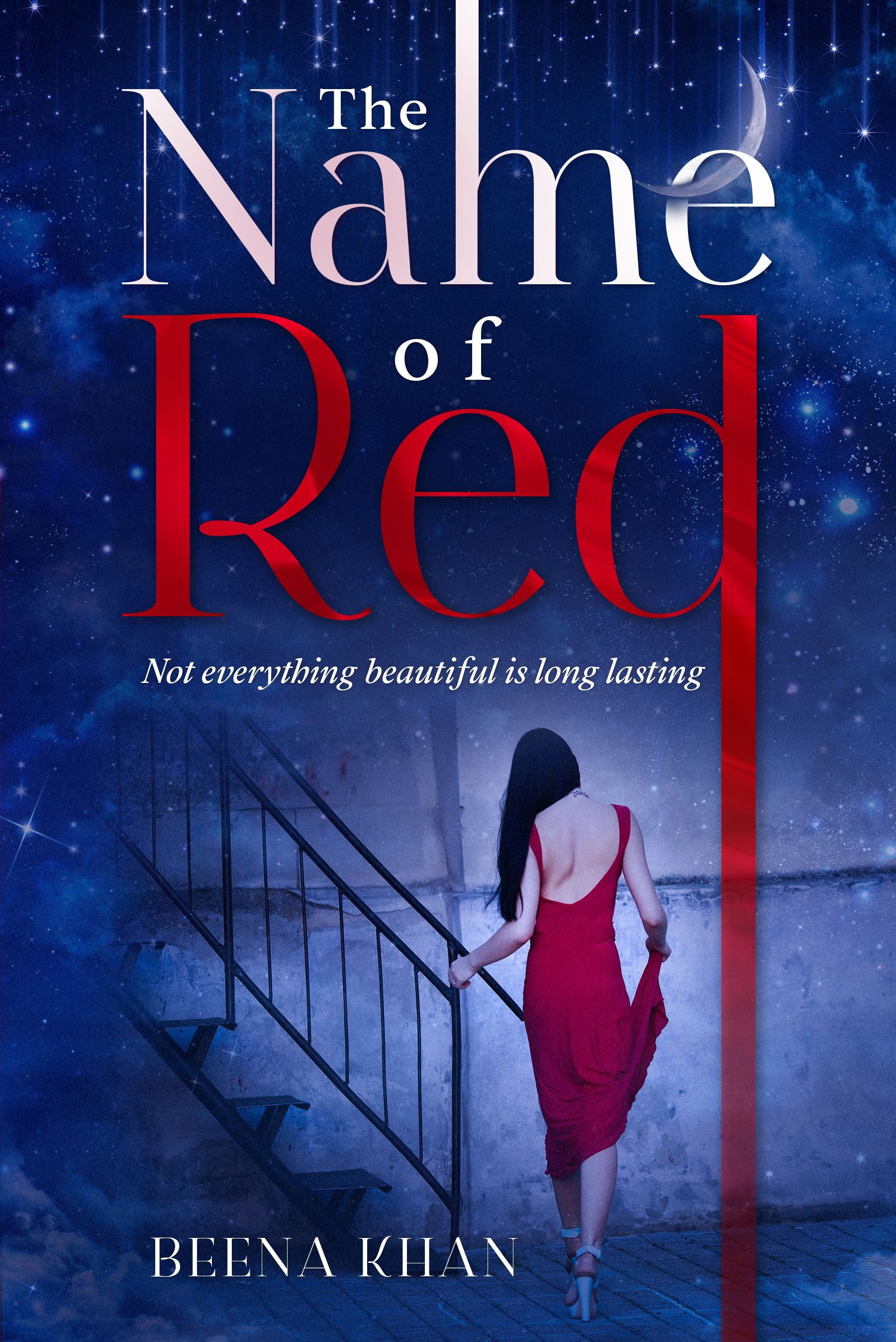 Smashwords – The Name of Red – a book by Beena Khan