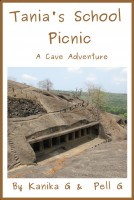 Tania's School Picnic - A Cave Adventure cover