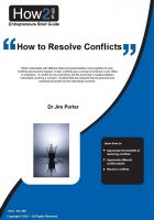 Dr Jim Porter - How to Resolve Conflicts