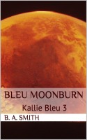 B. A. (Beverly) Smith - Bleu Moonburn Kallie Blue 3