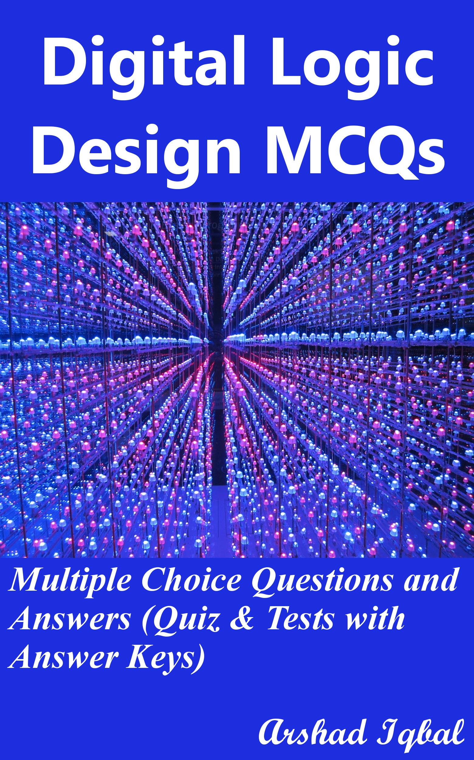 Smashwords Digital Logic Design Mcqs Multiple Choice Questions Basic Gates Circuits Worksheets