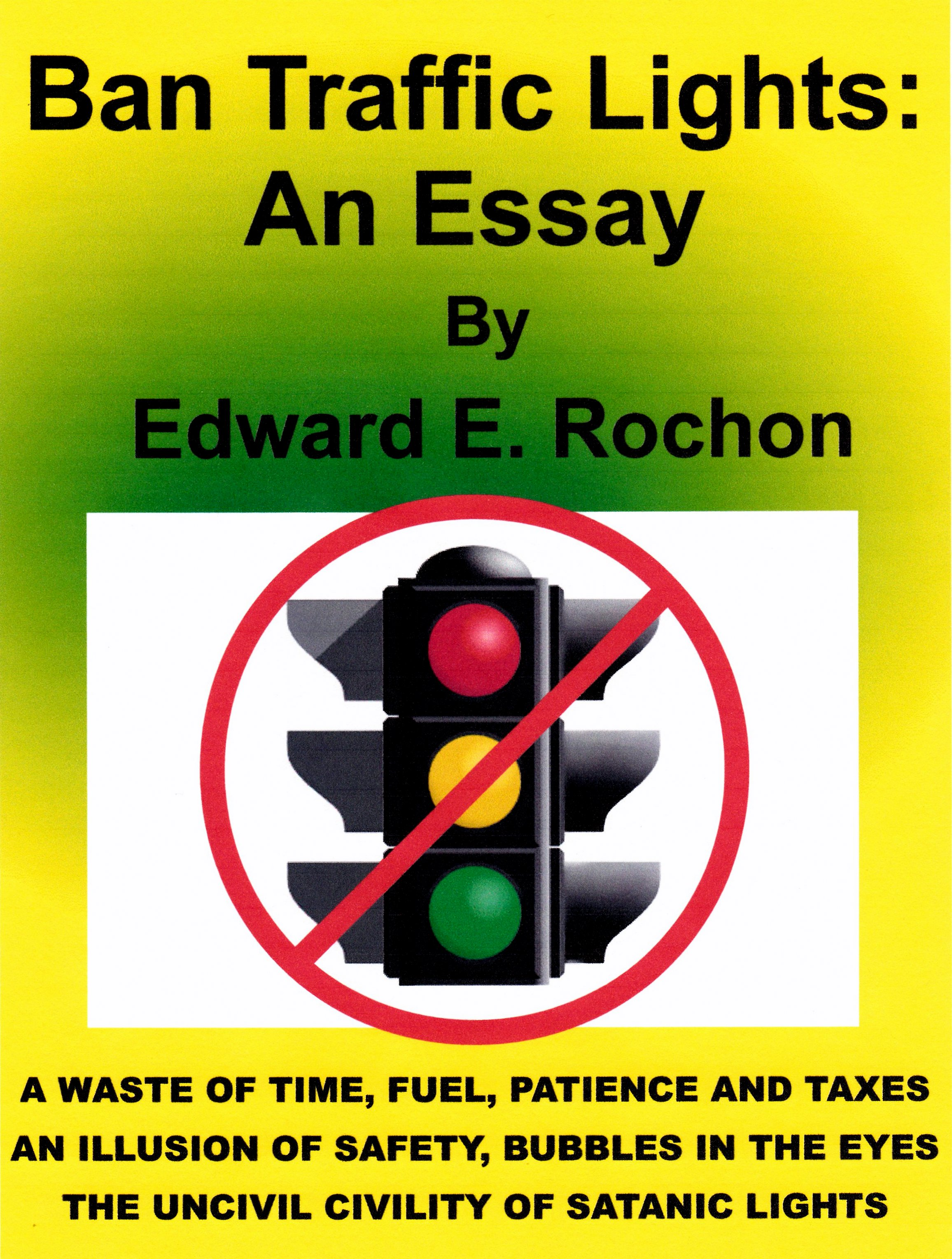 Essay about traffic safety
