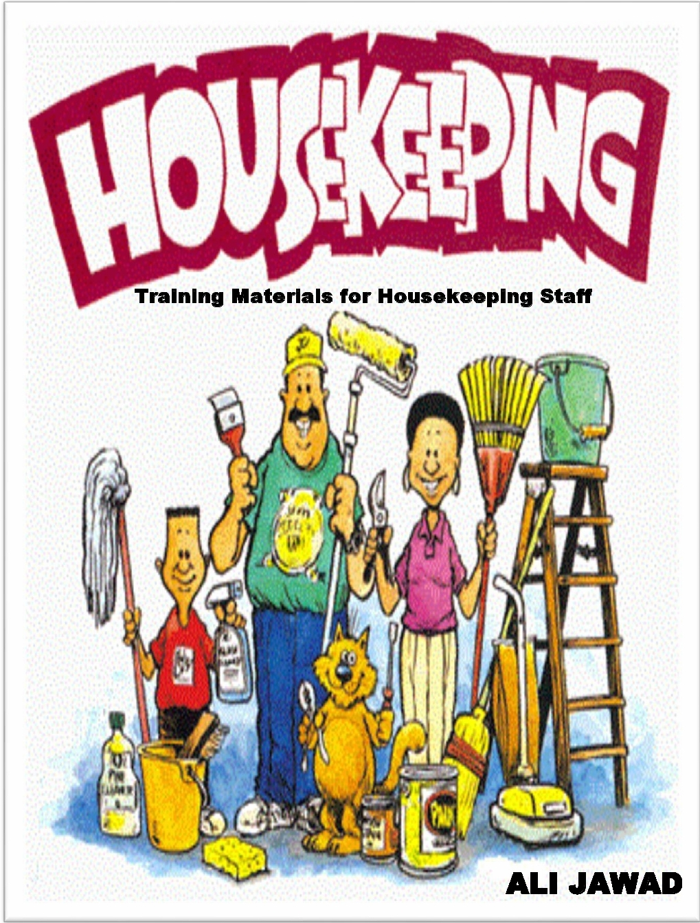 smashwords housekeeping training materials for housekeeping staff