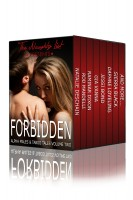Raminar Dixon - Forbidden: Alpha Males and Taboo Tales (The Naughty List Bundles Volume Two)