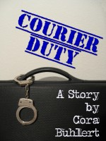 Cora Buhlert - Courier Duty