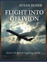 Cover for 'Flight into Oblivion'