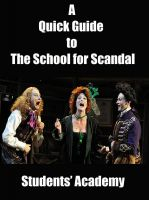 Students' Academy - A Quick Guide to The School for Scandal