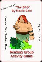 Jason Elliott - The BFG By Roald Dahl Reading Group Activity Guide