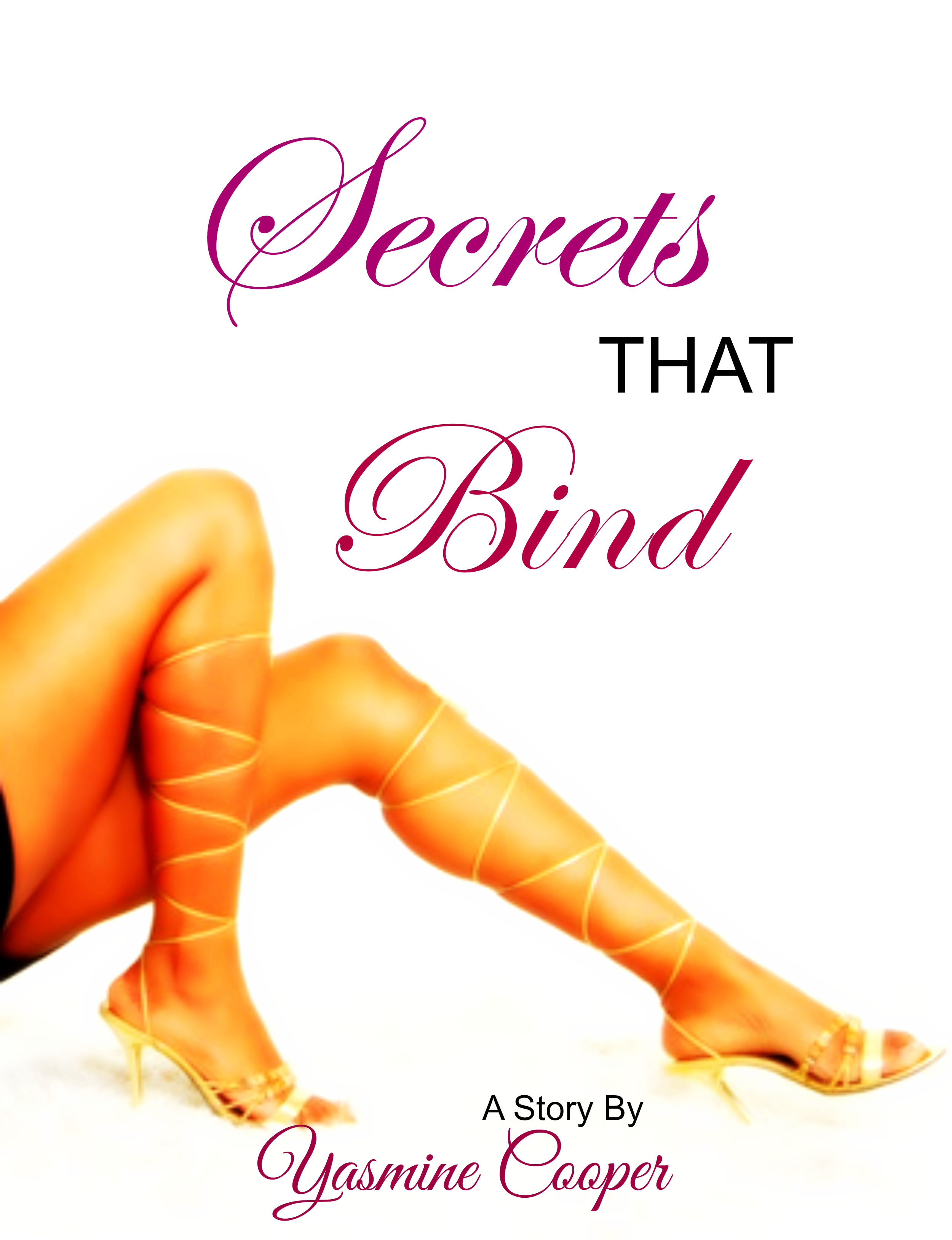 Secrets That Bind (second Book Of The Deception And Perception Series) By  Yasmine Cooper