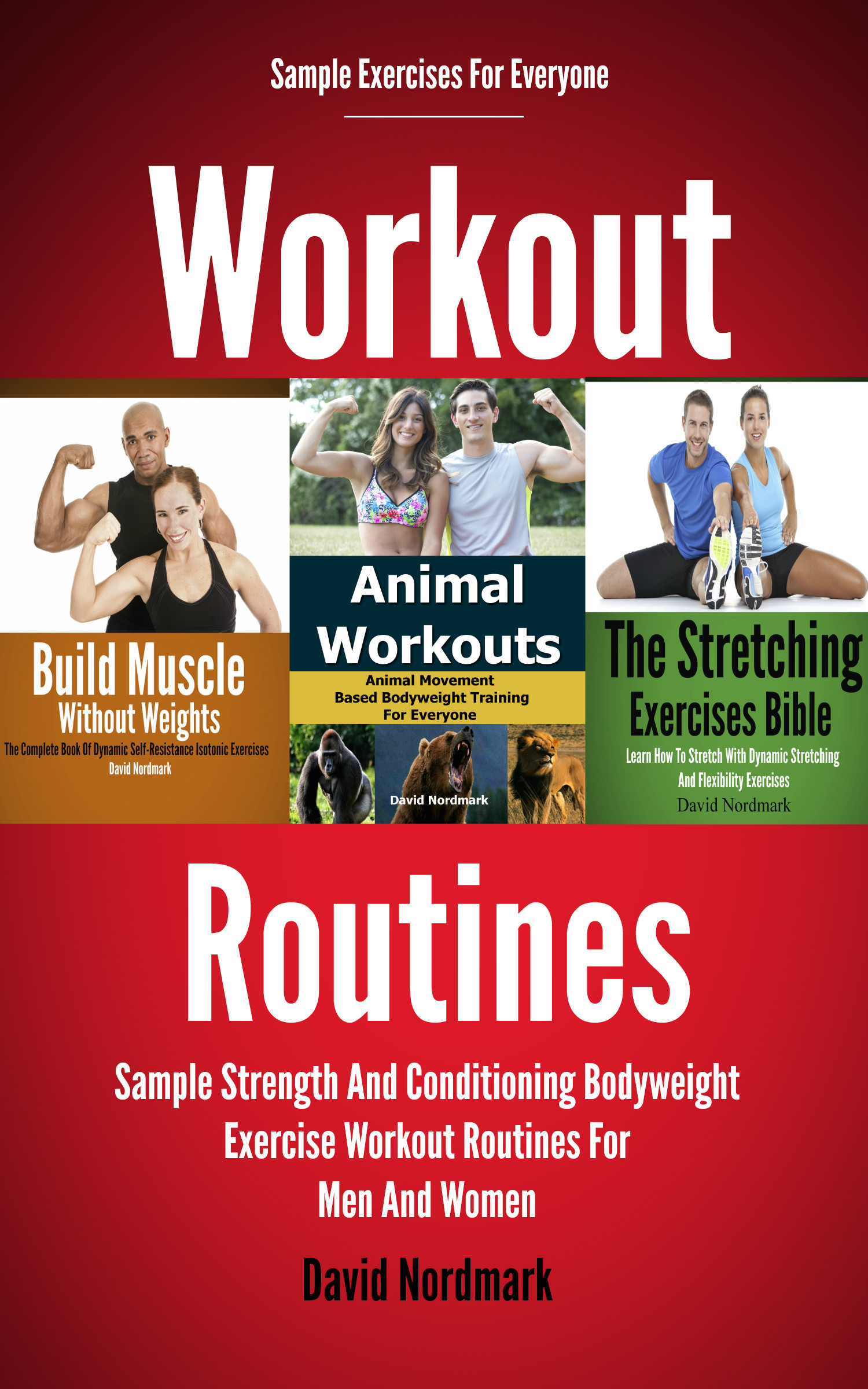 Smashwords – Workout Routines: Sample Strength And