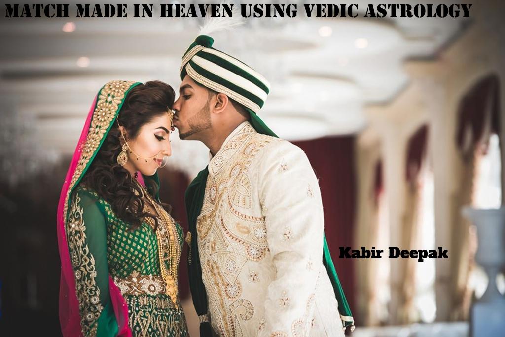 Match made in Heaven using Vedic Astrology, an Ebook by Kabir Deepak