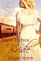 Holly Bush - Train Station Bride