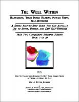Kristina Woodall - The Well Within -- Self-Hypnosis for Conquering Insomnia