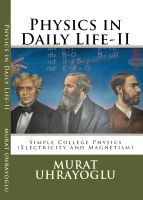 Cover for 'Physics in Daily Life & Simple College Physics-II (Electricity and Magnetism)'
